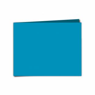 "Ocean Blue Card Blanks Double Sided 240gsm-5""x7""-Landscape"