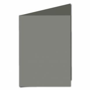 Slate Grey Card Blanks Double Sided 240gsm-A5-Portrait