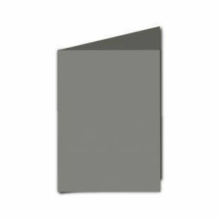 Slate Grey Card Blanks Double Sided 240gsm-A6-Portrait