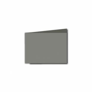 Slate Grey Card Blanks Double Sided 240gsm-A7-Landscape