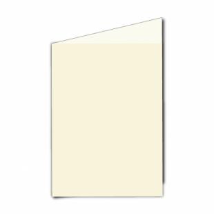 "Ivory Hammered Card Blanks 255gsm-5""x7""-Portrait"