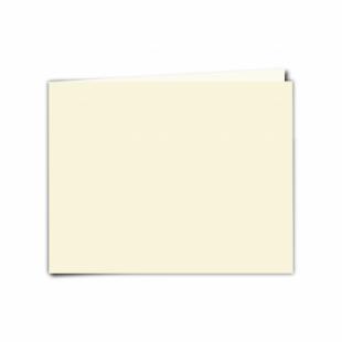 """Ivory Hammered Card Blanks 255gsm-5""""x7""""-Landscape"""