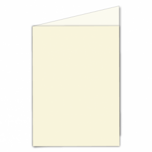 Ivory Hammered Card Blanks 255gsm-A5--Portrait