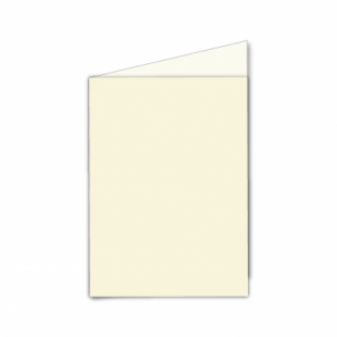 Ivory Hammered Card Blanks 255gsm-A6-Portrait