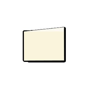 Ivory Hammered Card Blanks 255gsm-A7-Landscape