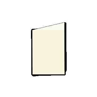 Ivory Hammered Card Blanks 255gsm-A7-Portrait