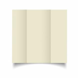 Ivory Hammered Card Blanks 255gsm-DL-Gatefold