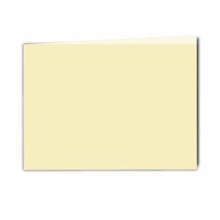 Rich Cream Linen Card Blanks 255gsm-A5-Landscape
