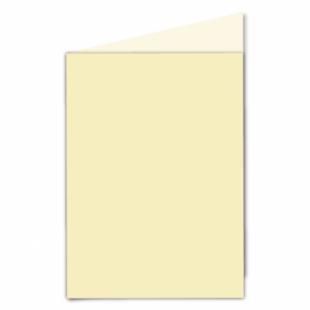 Rich Cream Linen Card Blanks 255gsm-A5-Portrait
