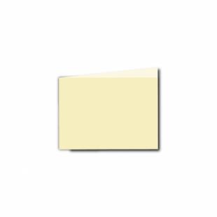 Rich Cream Linen Card Blanks 255gsm-A7-Landscape