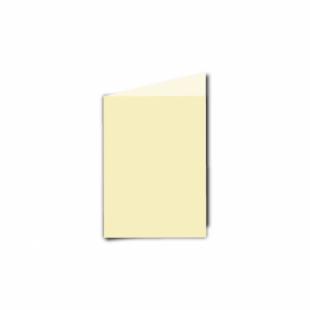 Rich Cream Linen Card Blanks 255gsm-A7-Portrait