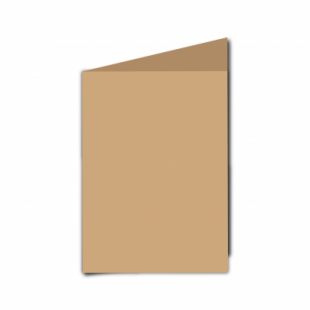 Buff Card Blanks Double Sided 260gsm-A6-Portrait