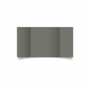 Antracite Sirio Colour Card Blanks Double sided 290gsm-Large Square-Gatefold