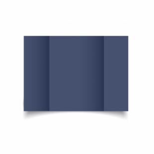 Blu Sirio Colour Card Blanks Double sided 290gsm-A5-Gatefold