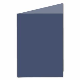 Blu Sirio Colour Card Blanks Double sided 290gsm-A5-Portrait