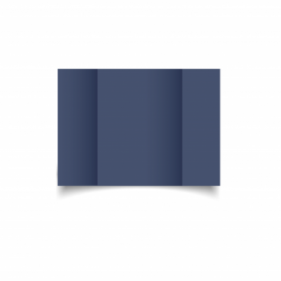 Blu Sirio Colour Card Blanks Double sided 290gsm-A6-Gatefold