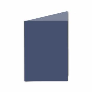 Blu Sirio Colour Card Blanks Double sided 290gsm-A6-Portrait