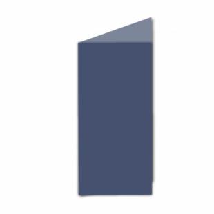 Blu Sirio Colour Card Blanks Double sided 290gsm-DL-Portrait