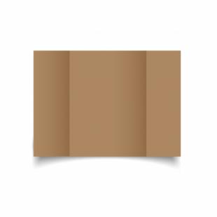 Bruno Sirio Colour Card Blanks Double sided 290gsm-A5-Gatefold