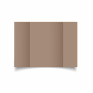 Cashmere Sirio Colour Card Blanks Double sided 290gsm-A5-Gatefold