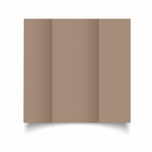 Cashmere Sirio Colour Card Blanks Double sided 290gsm-DL-Gatefold