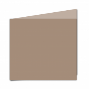 Cashmere Sirio Colour Card Blanks Double sided 290gsm-Large Square-Portrait