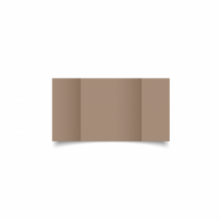 Cashmere Sirio Colour Card Blanks Double sided 290gsm-Small Square-Gatefold