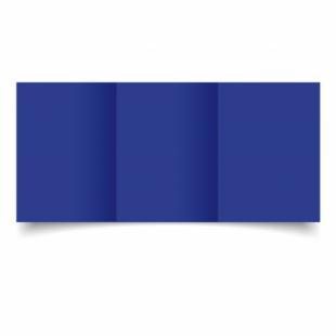 Iris Sirio Colour Card Blanks Double sided 290gsm-A6-Trifold