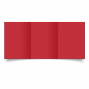Lampone Sirio Colour Card Blanks Double sided 290gsm-A6-Trifold