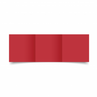 Lampone Sirio Colour Card Blanks Double sided 290gsm-Small Square-Trifold