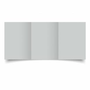 Perla Sirio Colour Card Blanks Double sided 290gsm-A6-Trifold