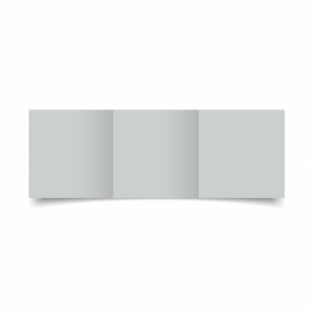 Perla Sirio Colour Card Blanks Double sided 290gsm-Small Square-Trifold