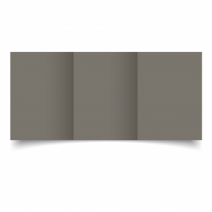 Pietra Sirio Colour Card Blanks Double sided 290gsm-A6-Trifold