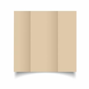 Sabbia Sirio Colour Card Blanks Double sided 290gsm-DL-Gatefold