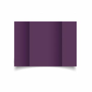 Vino Sirio Colour Card Blanks Double sided 290gsm-A5-Gatefold