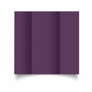 Vino Sirio Colour Card Blanks Double sided 290gsm-DL-Gatefold