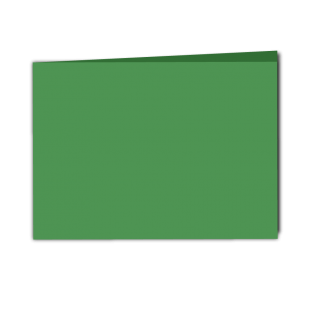 Emerald Green Card Blanks Double sided 290gsm-A5-Landscape