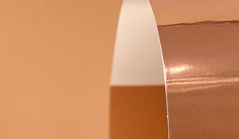Copper Mirror Card 270gsm
