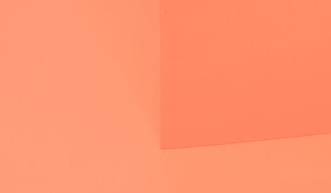 Coral Pink Plain Card 300gsm
