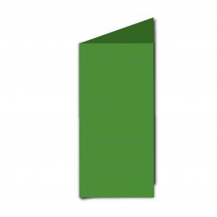 DL Apple Green Card Blanks