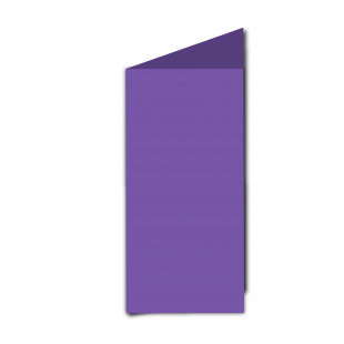 DL Dark Violet Card Blanks