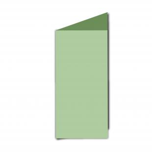 DL Spring Green Card Blanks