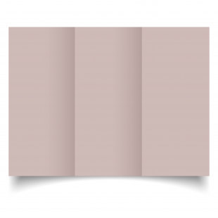 DL Trifold Nude Sirio Colour Card Blanks
