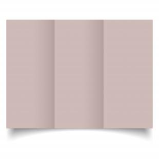 DL Trifold Nude Sirio Colour Card Blanks