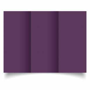 DL Trifold Cashmere Sirio Colour Card Blanks