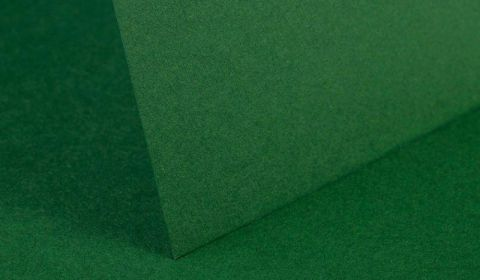 Dark Green Card Blanks Double Sided 240gsm
