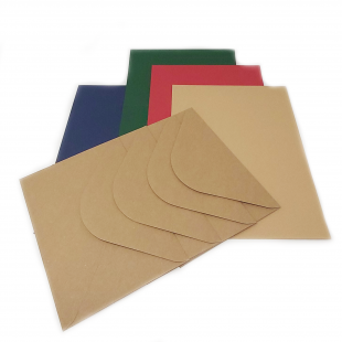 Essentials Collection Assorted Card Pack  in A5 or A6