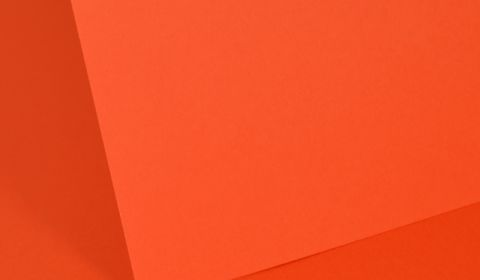 Flame Plain Card 160gsm