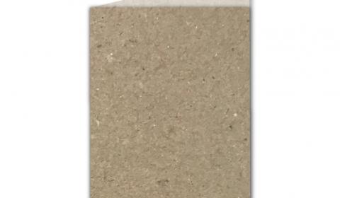 A6 Portrait Fleck Kraft Card Blanks