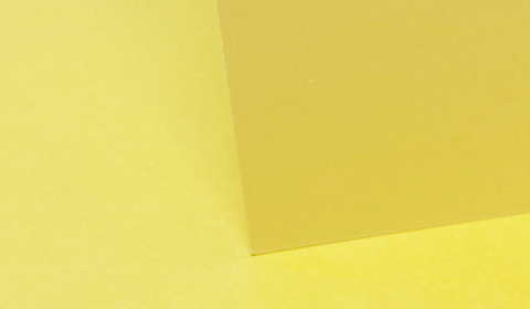 Giallo Woodstock Card Blanks Double sided 285gsm